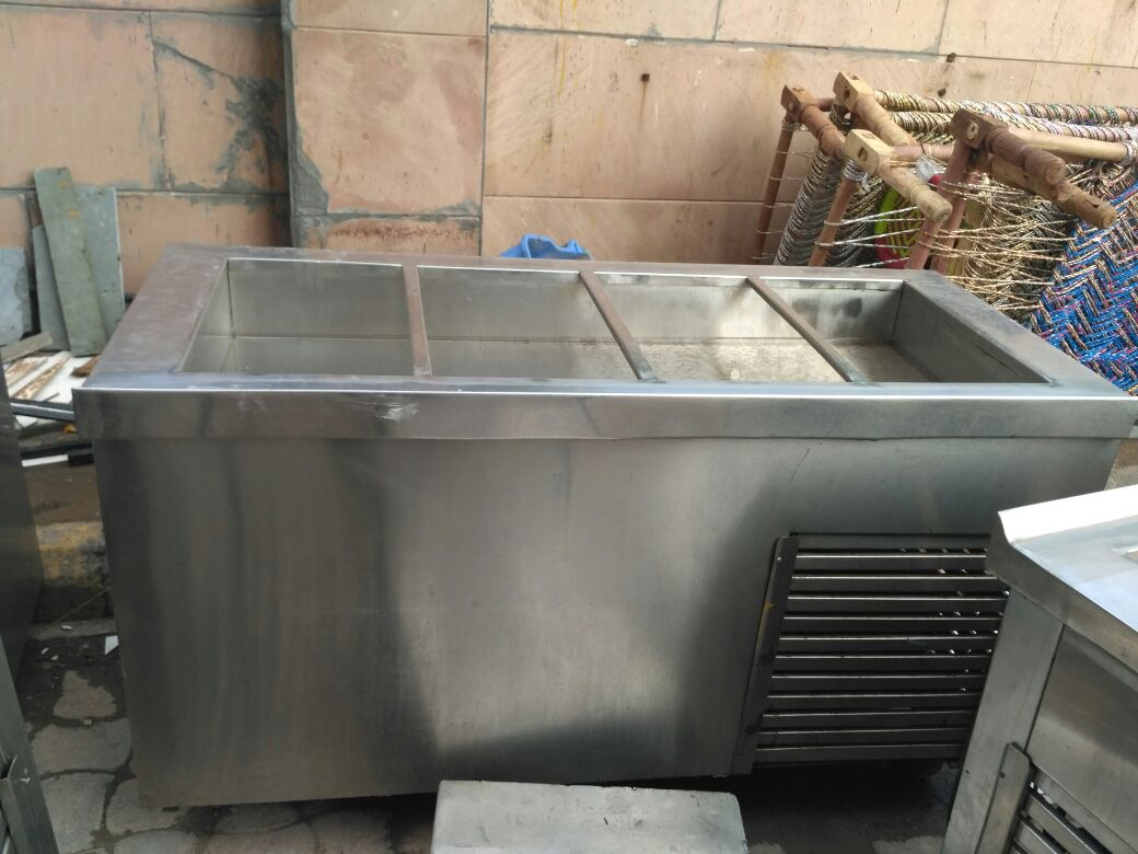 counter chillers medium size